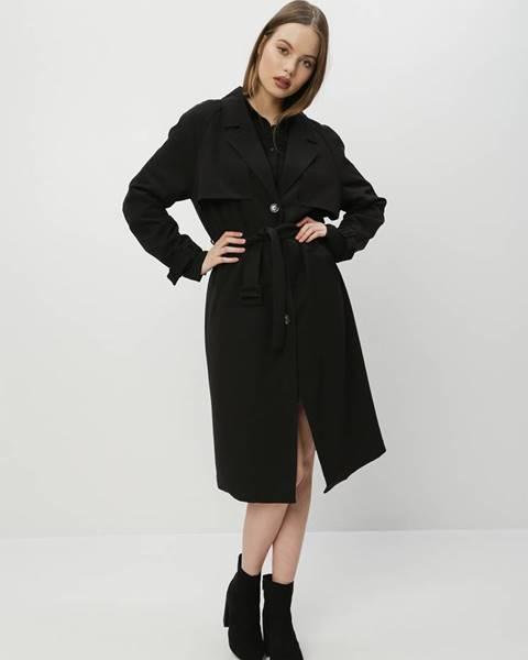 Čierny trenčkot Vero Moda