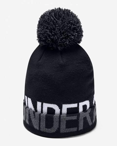 Čierna čiapka Under Armour
