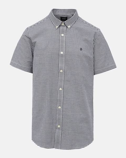 Modrá košeľa Burton Menswear London