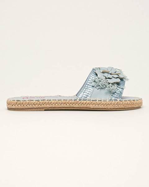 Modré sandále Big Star