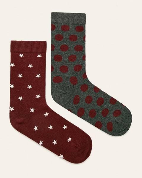 Viacfarebné ponožky JOHN FRANK