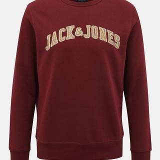Vínová mikina Jack & Jones Premium Alex