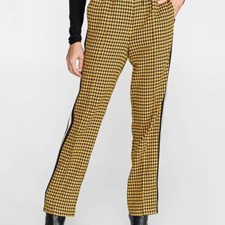 Kalhoty TWINSET Čierna