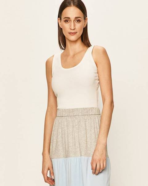Biele tričko Jacqueline de Yong