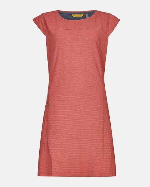 Červené šaty killtec