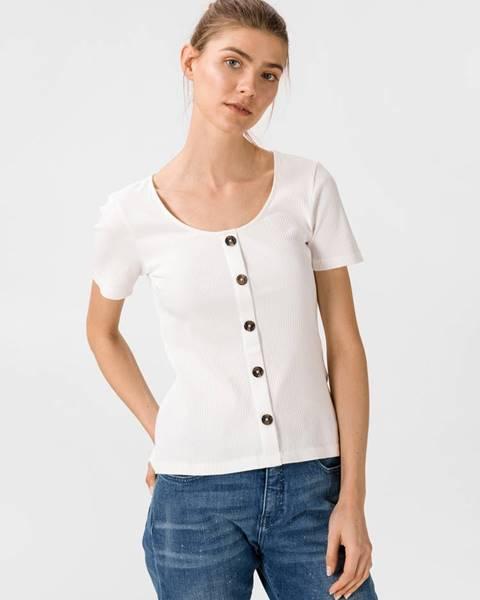 Biele tričko Vero Moda