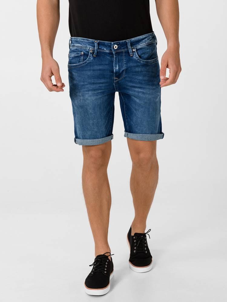 Pepe jeans Hatch Kraťasy Pepe Jeans Modrá