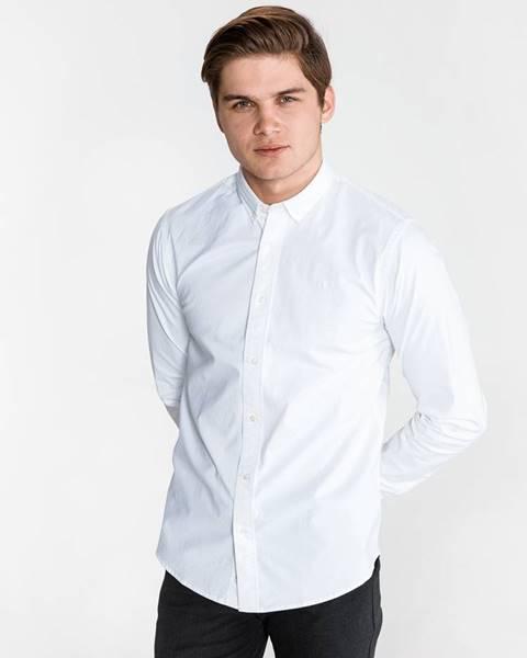 Biela košeľa Scotch & Soda