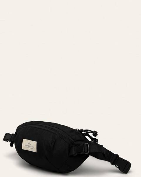 Čierny batoh doughnut