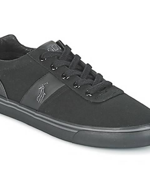 Čierne tenisky Polo Ralph Lauren