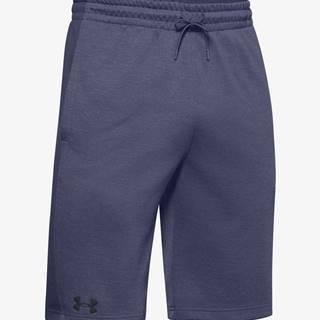 Kraťasy Under Armour Double Knit Shorts Modrá
