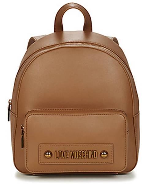 Hnedý batoh Love Moschino