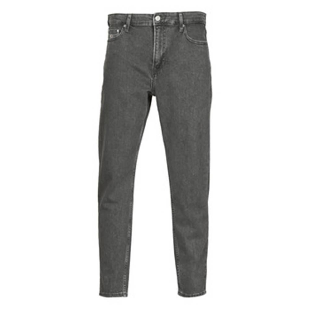 Tommy Jeans Rovné džínsy Tommy Jeans  DAD JEANS STRAIGHT