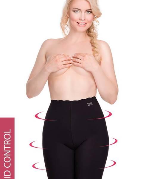 Čierne nohavičky Hanna Style