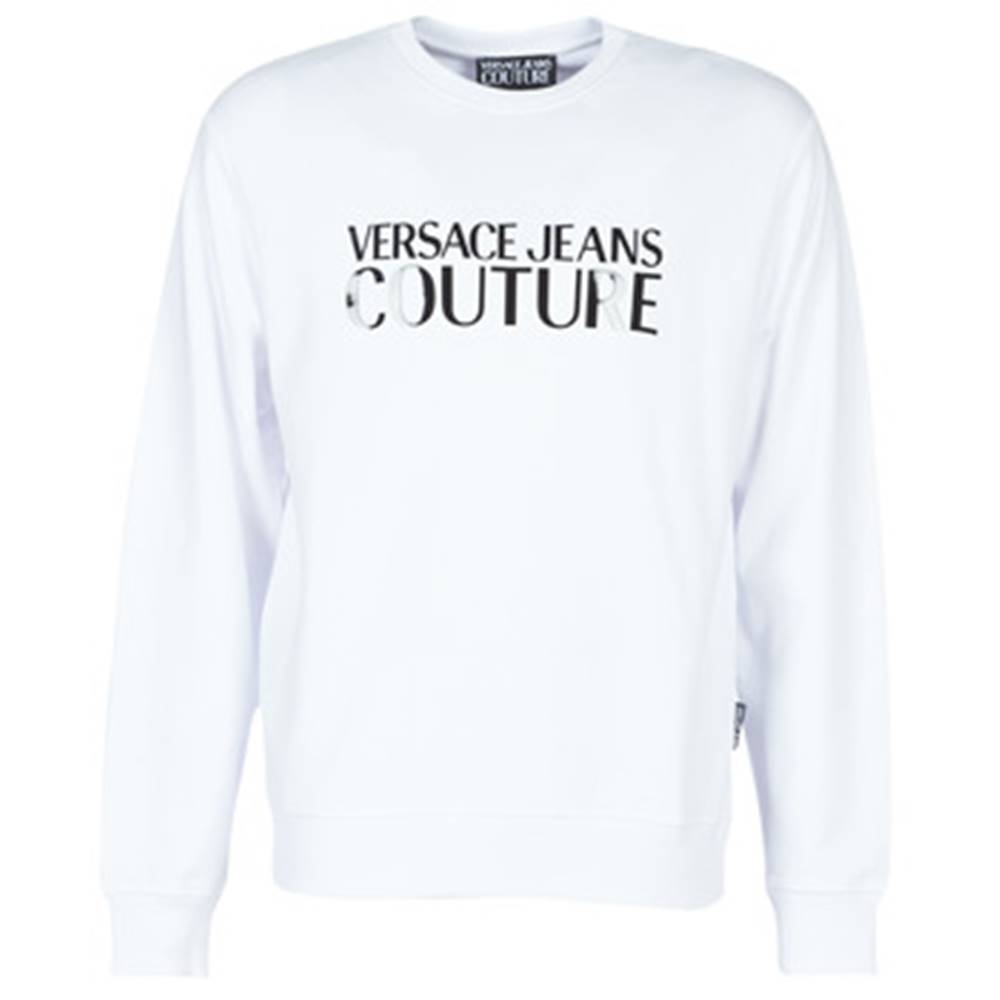 Versace Jeans Couture Mikiny Versace Jeans Couture  UUP302 LOGO GLOSS