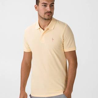 Jack & Jones Cobana Polo tričko Žltá