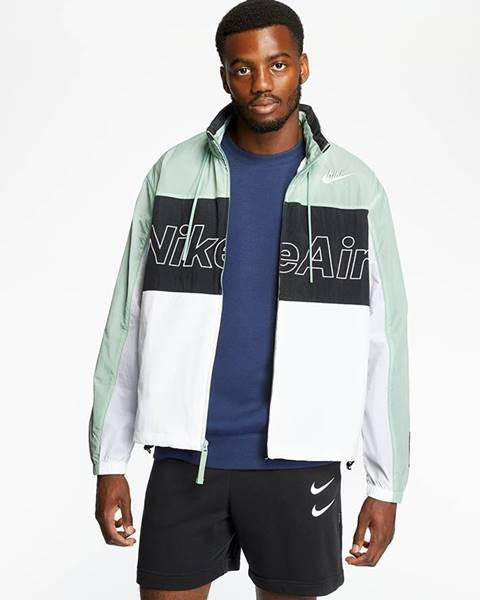 Zelená bunda Nike