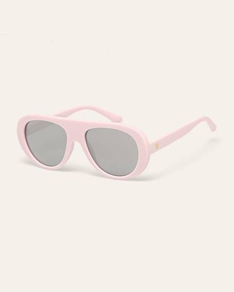 Ružové okuliare Answear