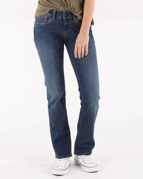 Modré nohavice Pepe jeans