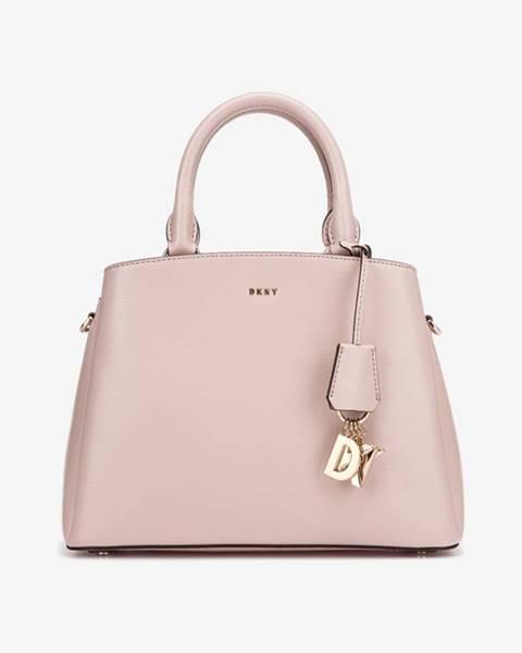 Béžová kabelka DKNY