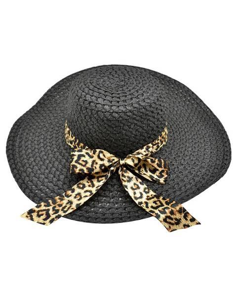 Čierny klobúk Mora Mora