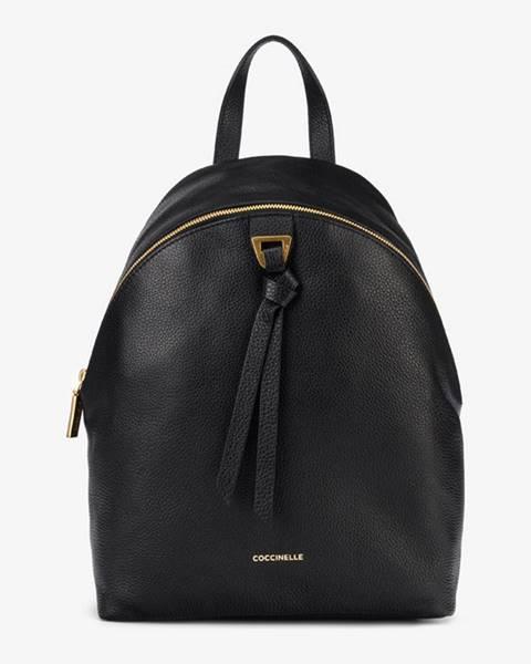 Čierny batoh Coccinelle