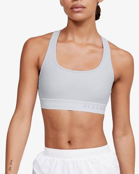 Sivá podprsenka Under Armour
