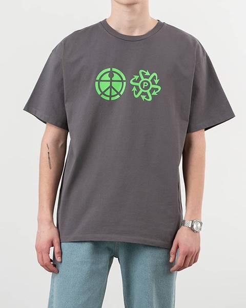 Sivé tričko PACCBET
